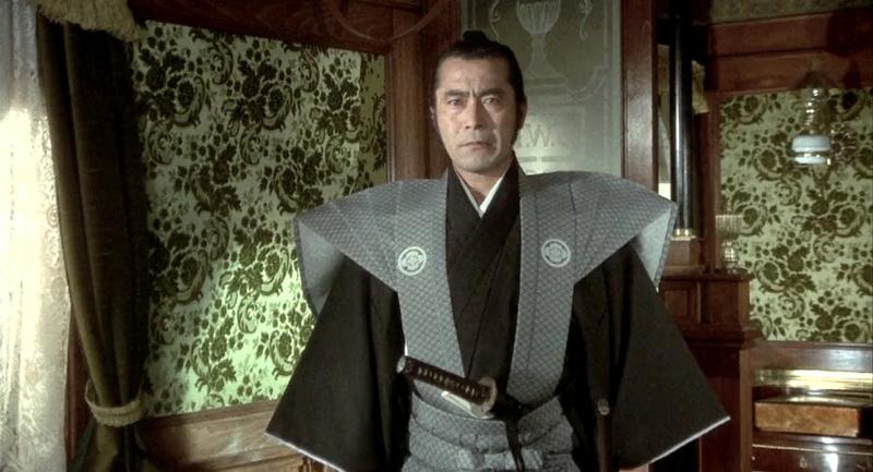 三船敏郎 レッドサン 1971