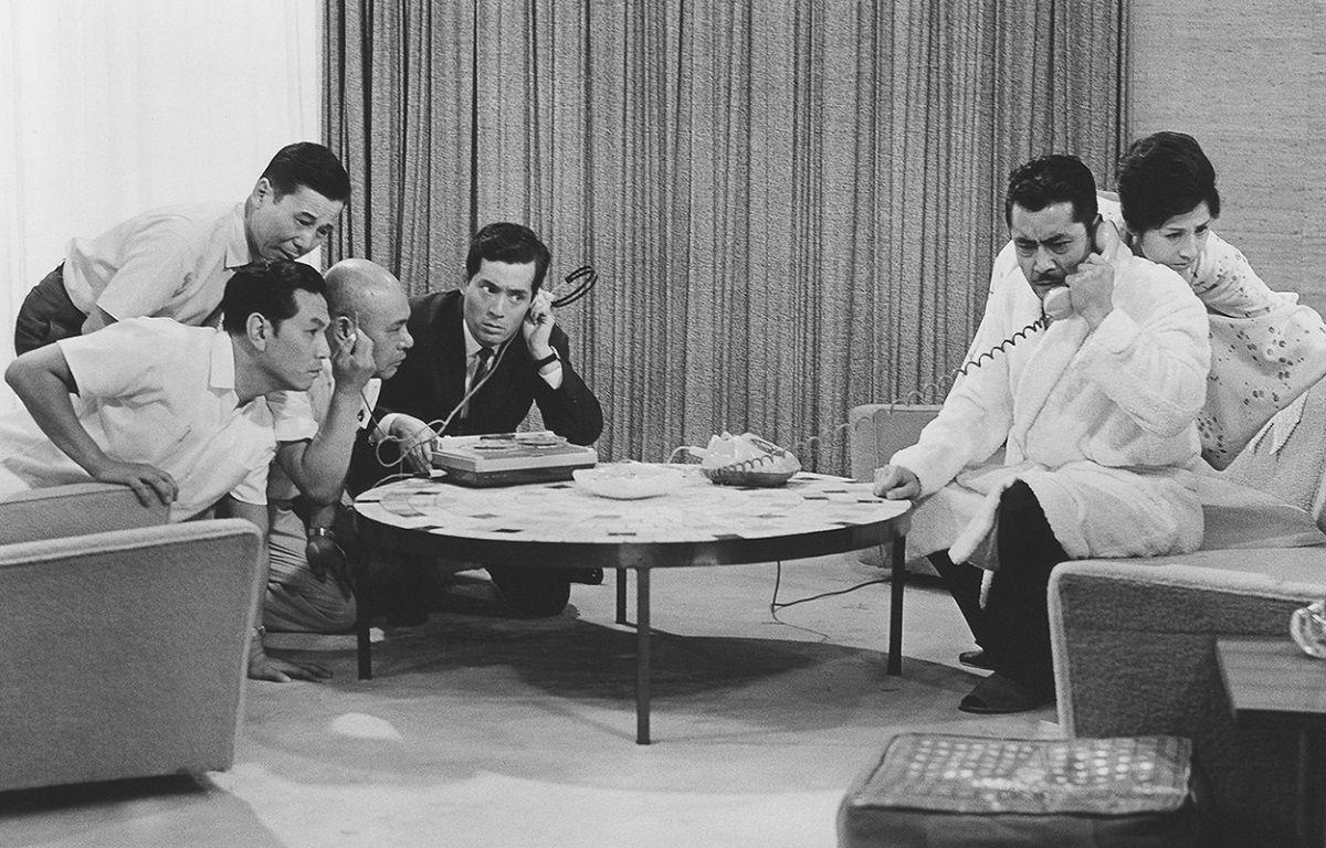 天国と地獄 1963
