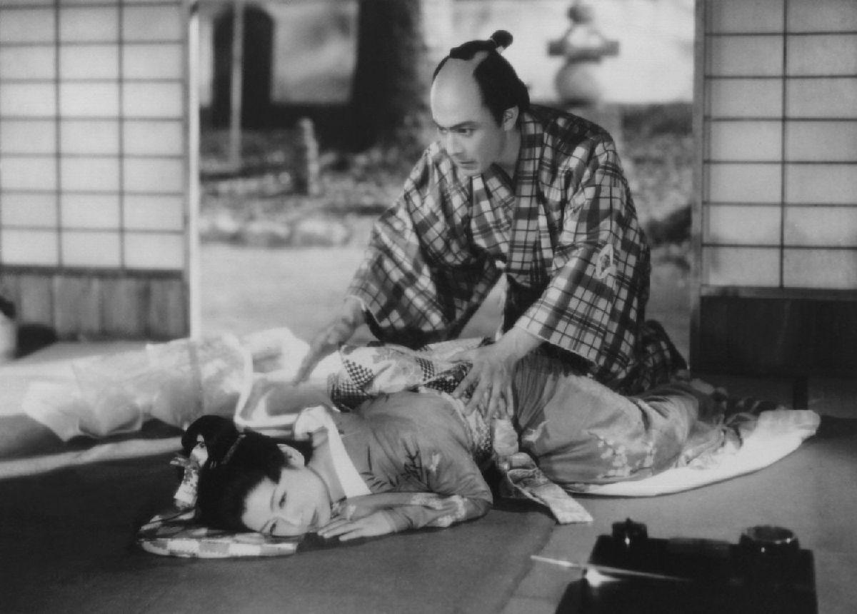三船敏郎 西鶴一代女 1952