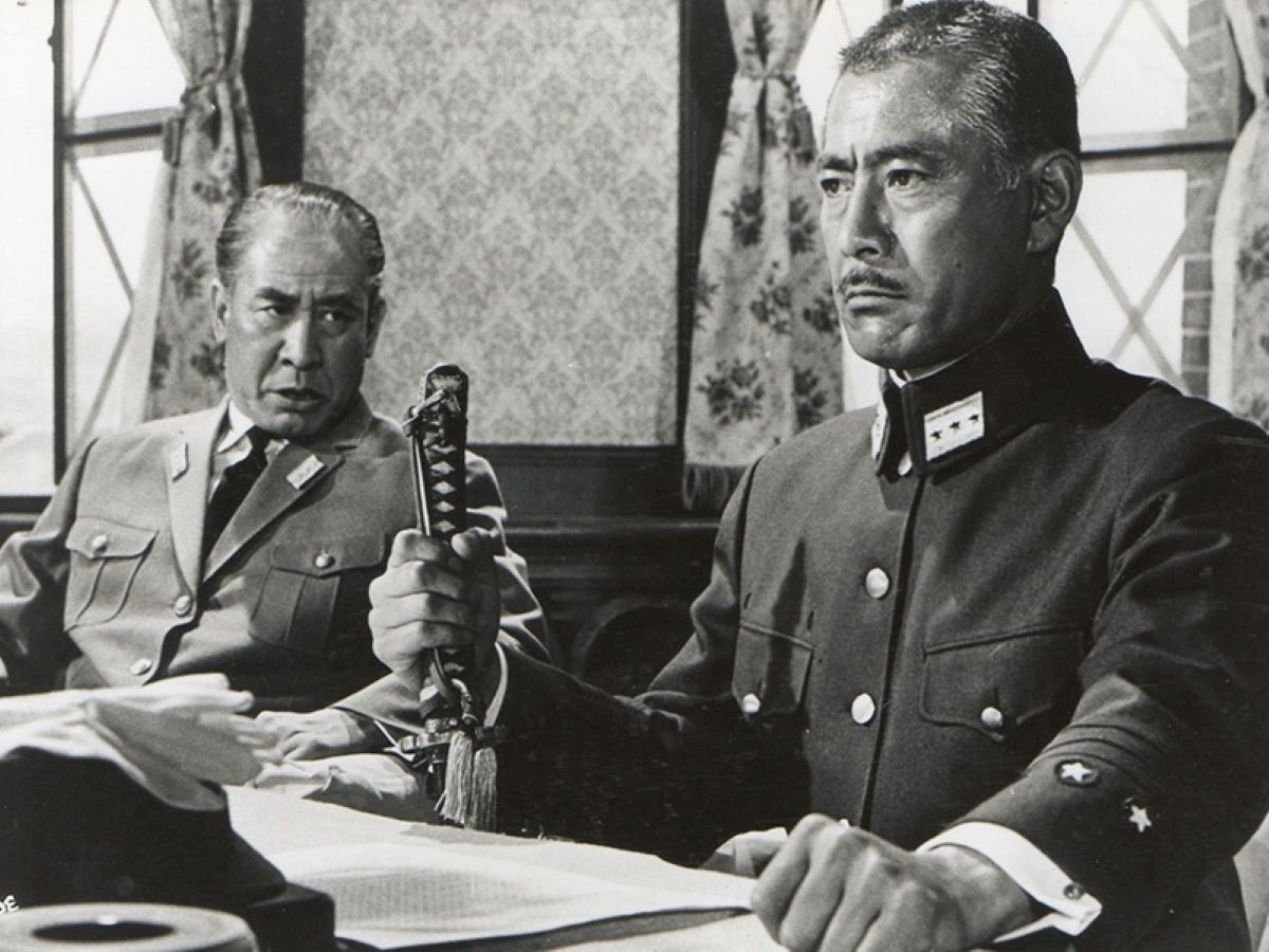 三船敏郎 日本のいちばん長い日 1967