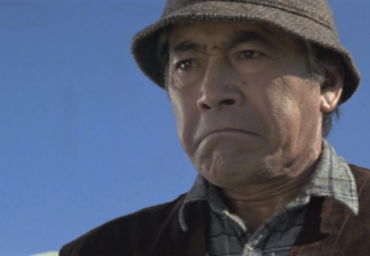 三船敏郎 男はつらいよ知床旅情 1987