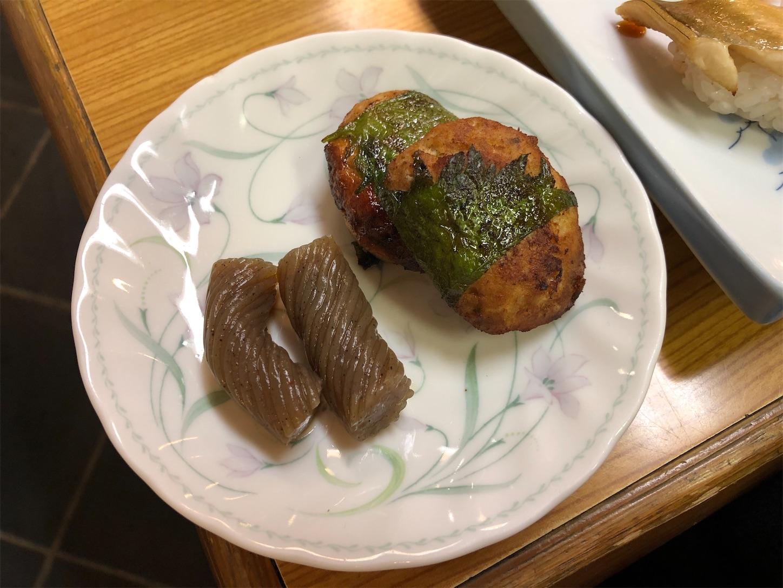 千葉・館山 寿司甚 さんが焼き