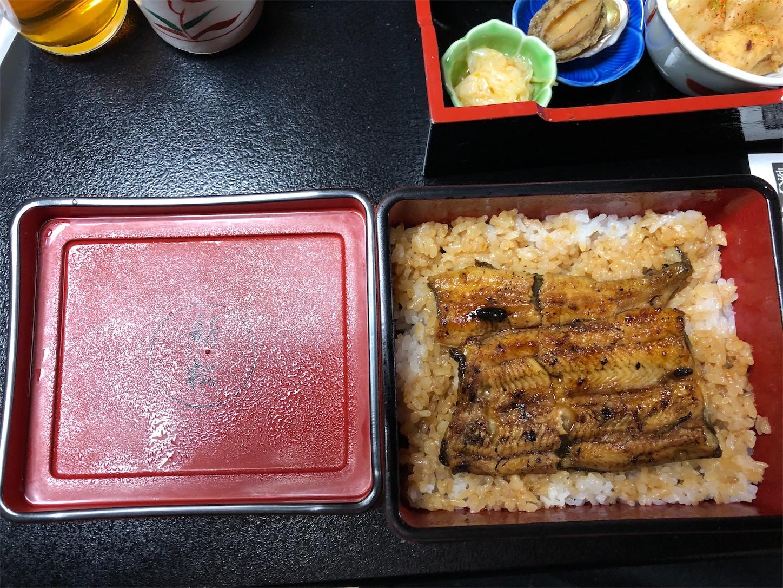千葉・館山 新松(鰻)