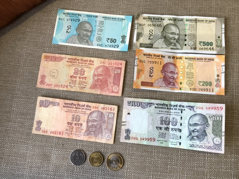 India's traveling