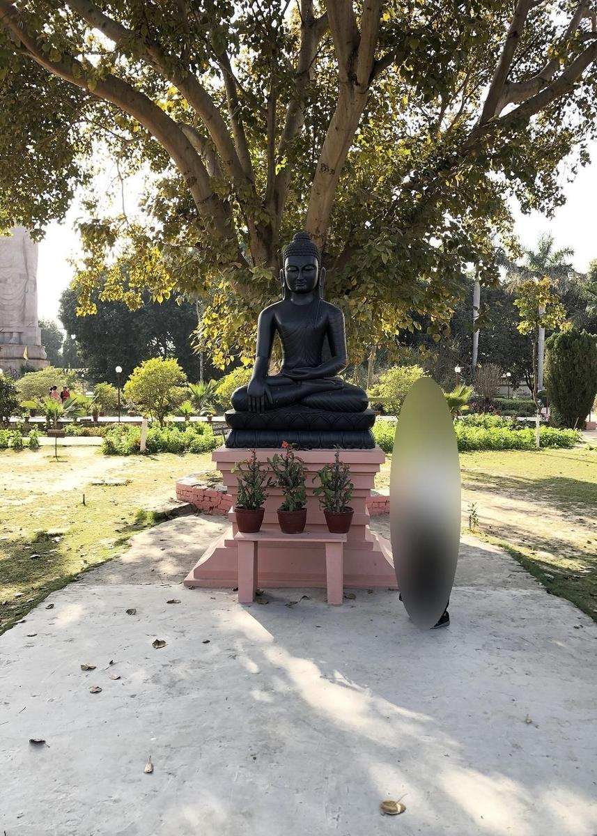 Sarnath-Thai style temple