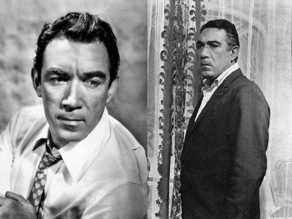Anthony Quinn 1915-2001