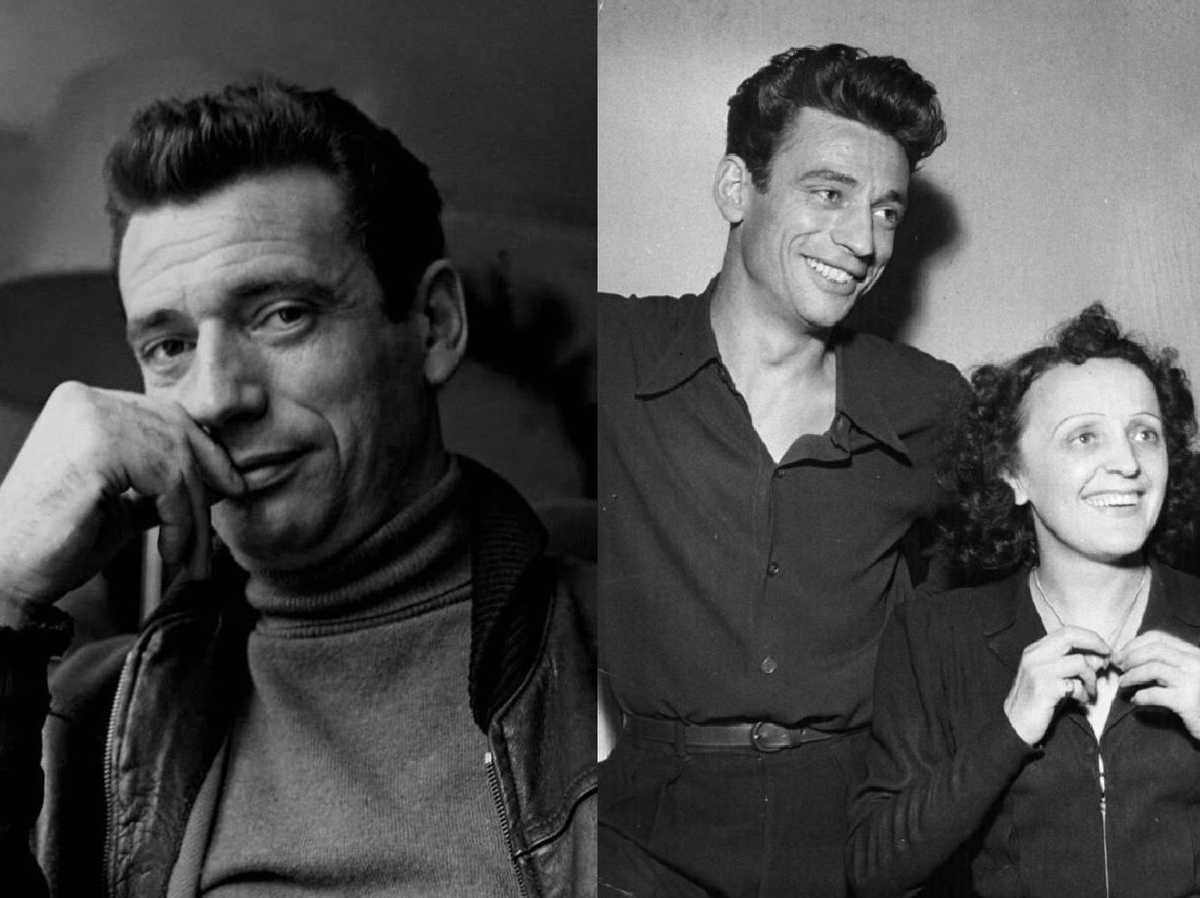 Yves Montand 1921-1991