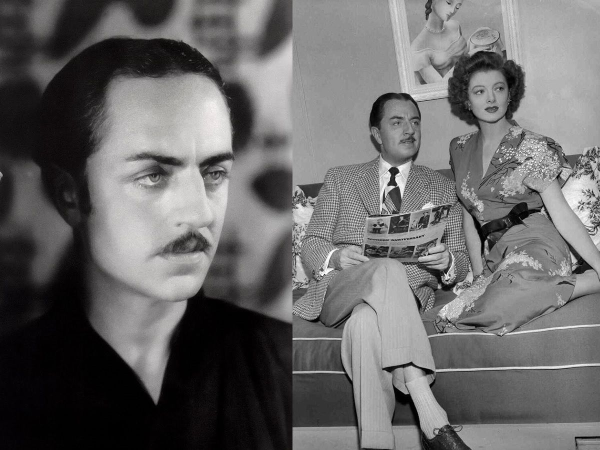 William Powell 1892-1984
