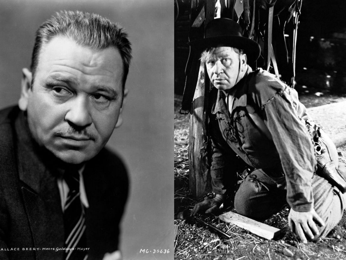 Wallace Beery 1885-1949