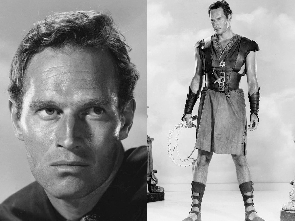 Charlton Heston 1923-2008