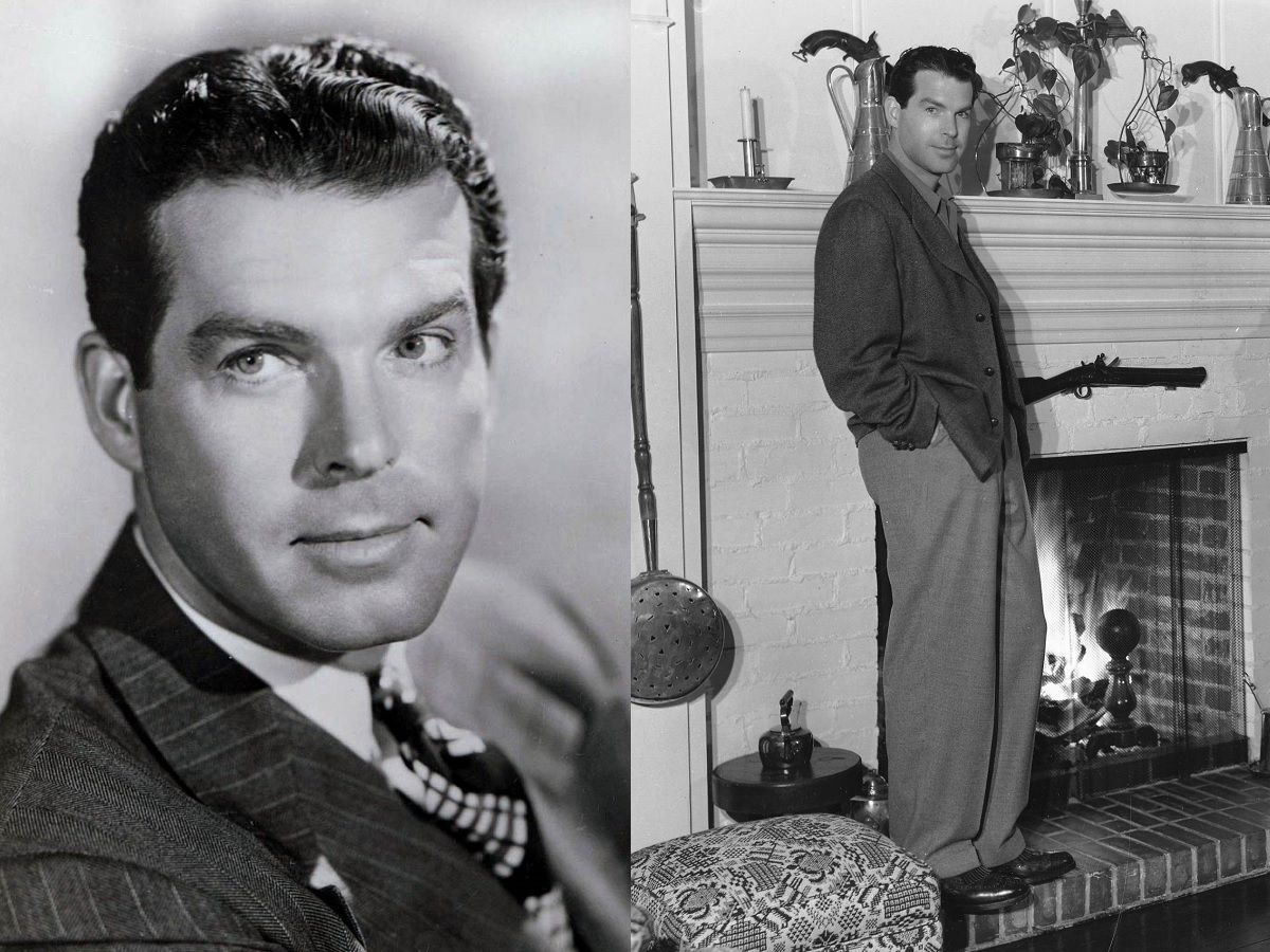 Fred MacMurray 1908-1991