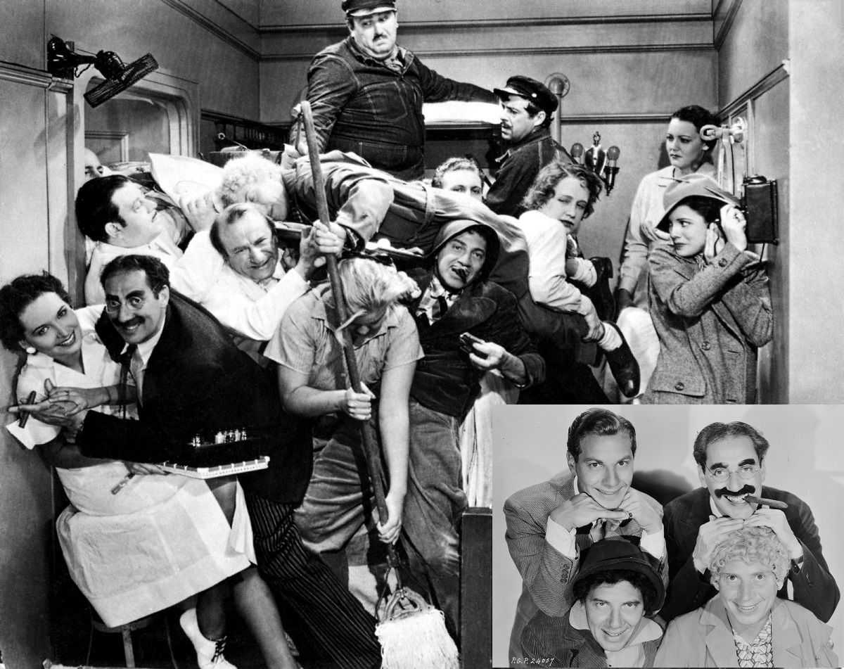Marx Brothers 1887-1961