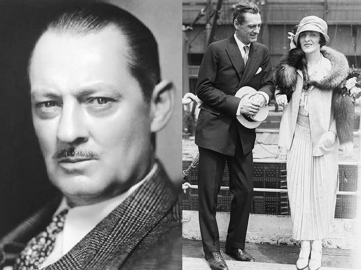 Lionel Barrymore 1878-1954