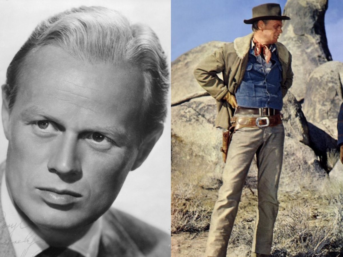 Richard Widmark 1914-2008