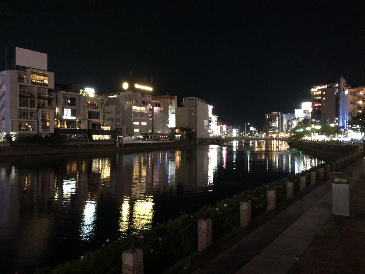 博多の夜景