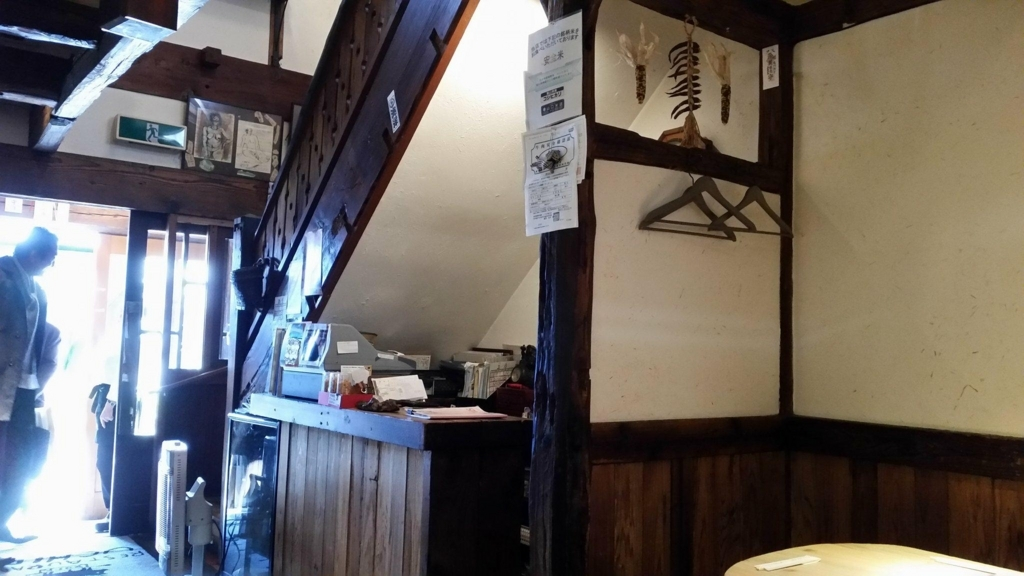 新小岩『レストランうちだ』の店内写真①