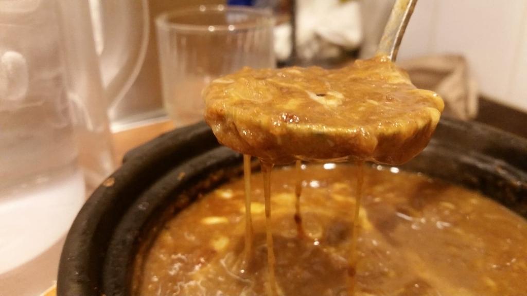伸びたチーズ