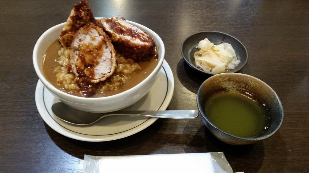 とん丼(カツカレー)