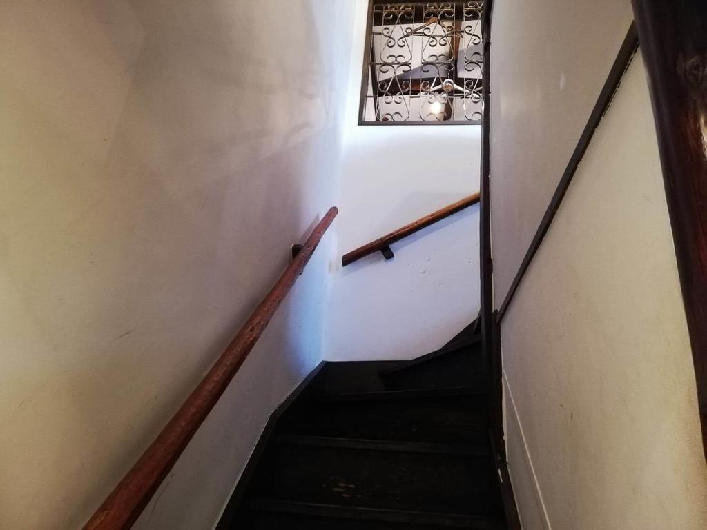 北千住『あさり食堂』の階段