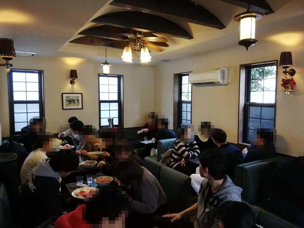 名古屋『喫茶マウンテン』の店内⑤