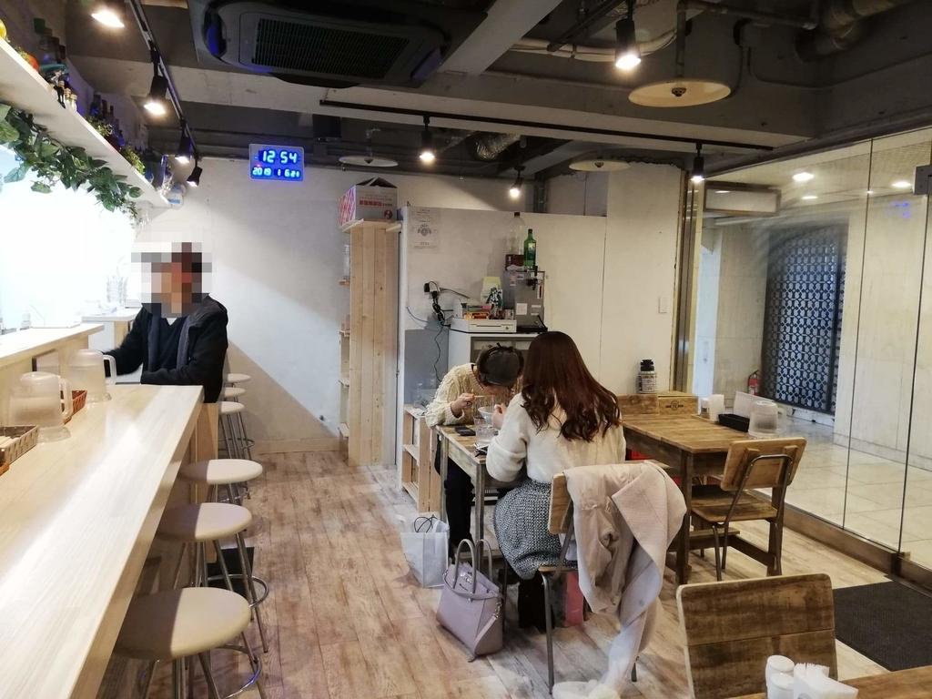 渋谷『吉法師』の店内写真②