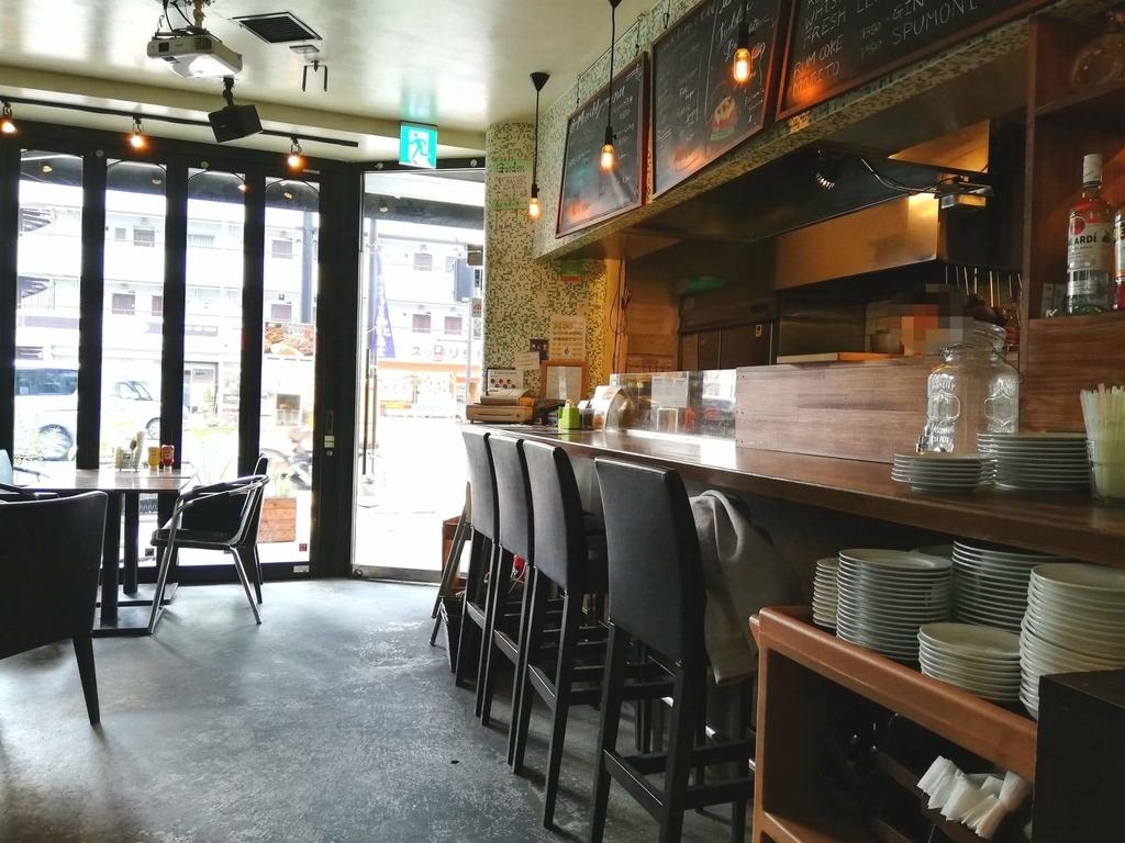 聖蹟桜ヶ丘『cafe GARDEN(カフェ ガーデン)』の店内写真②