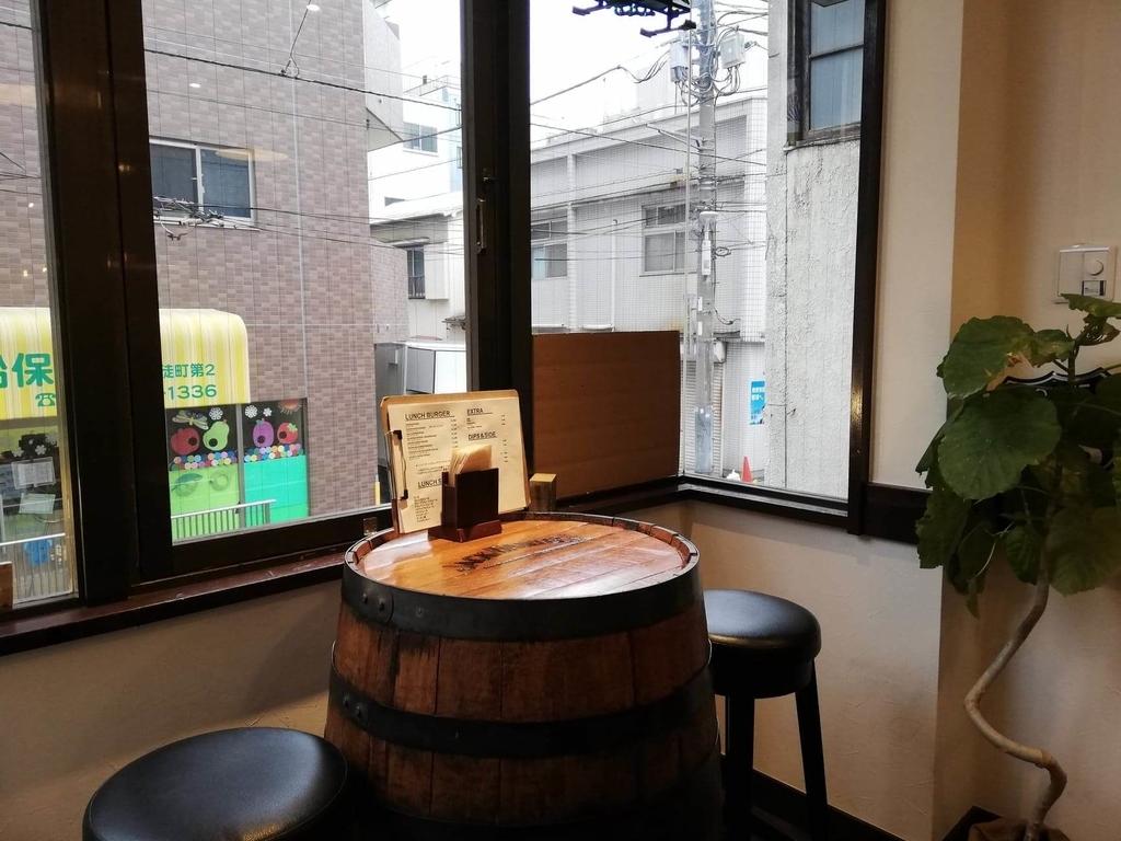 上野(御徒町)『ゴールデンゲート(GOLDEN GATE)』の店内写真②