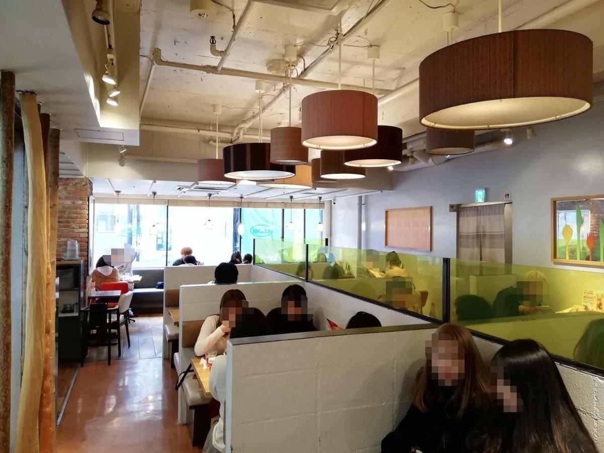 渋谷『ポムの樹』の店内写真①
