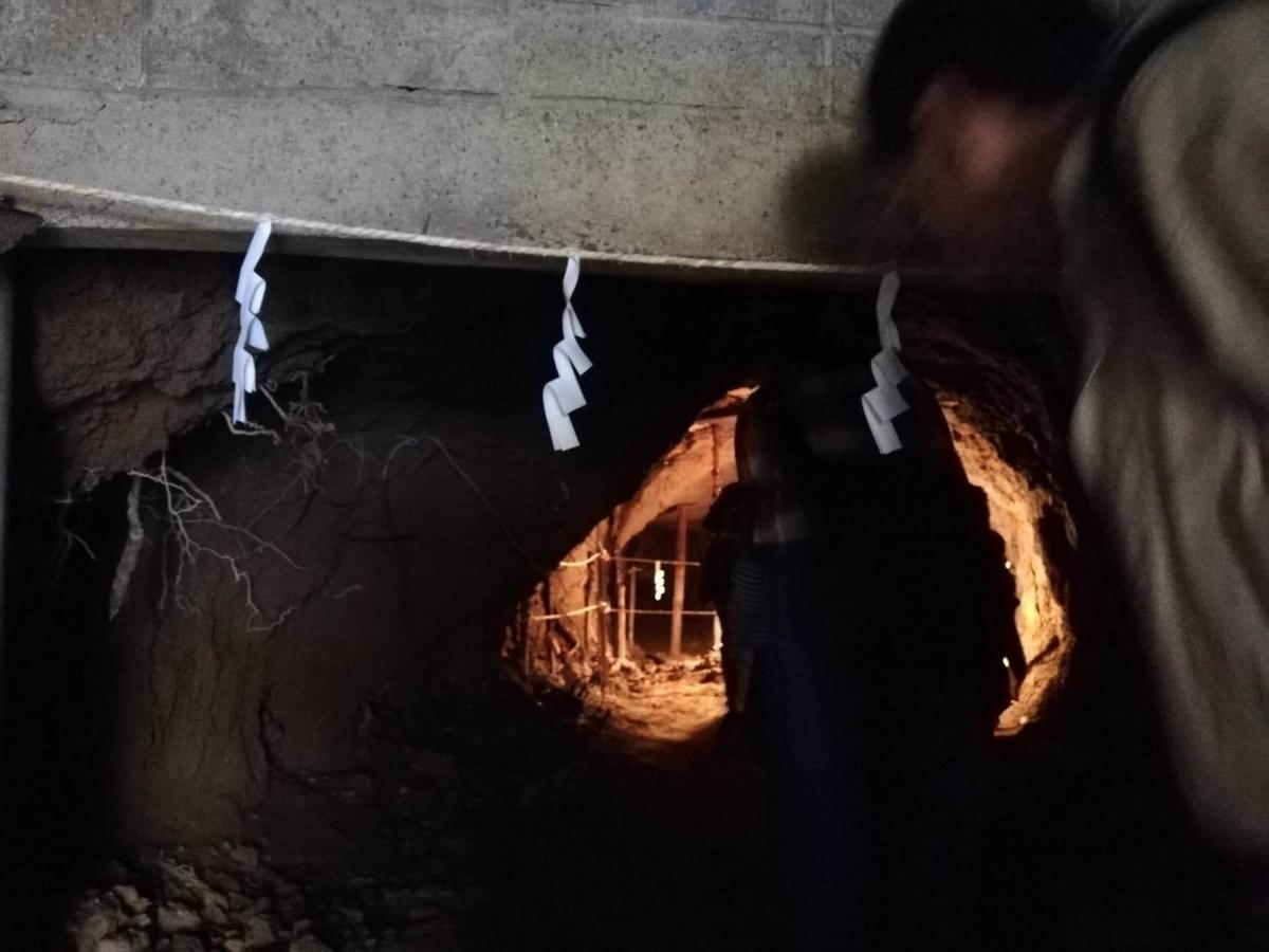 『石神井公園』の宇賀神社の入り口写真