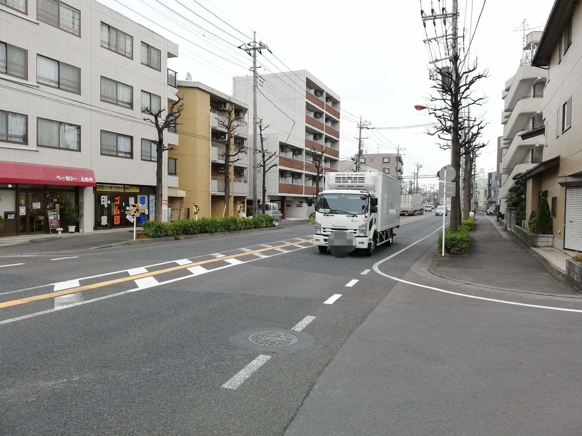 JR南武線稲田堤駅から『石づか』への行き方写真⑤
