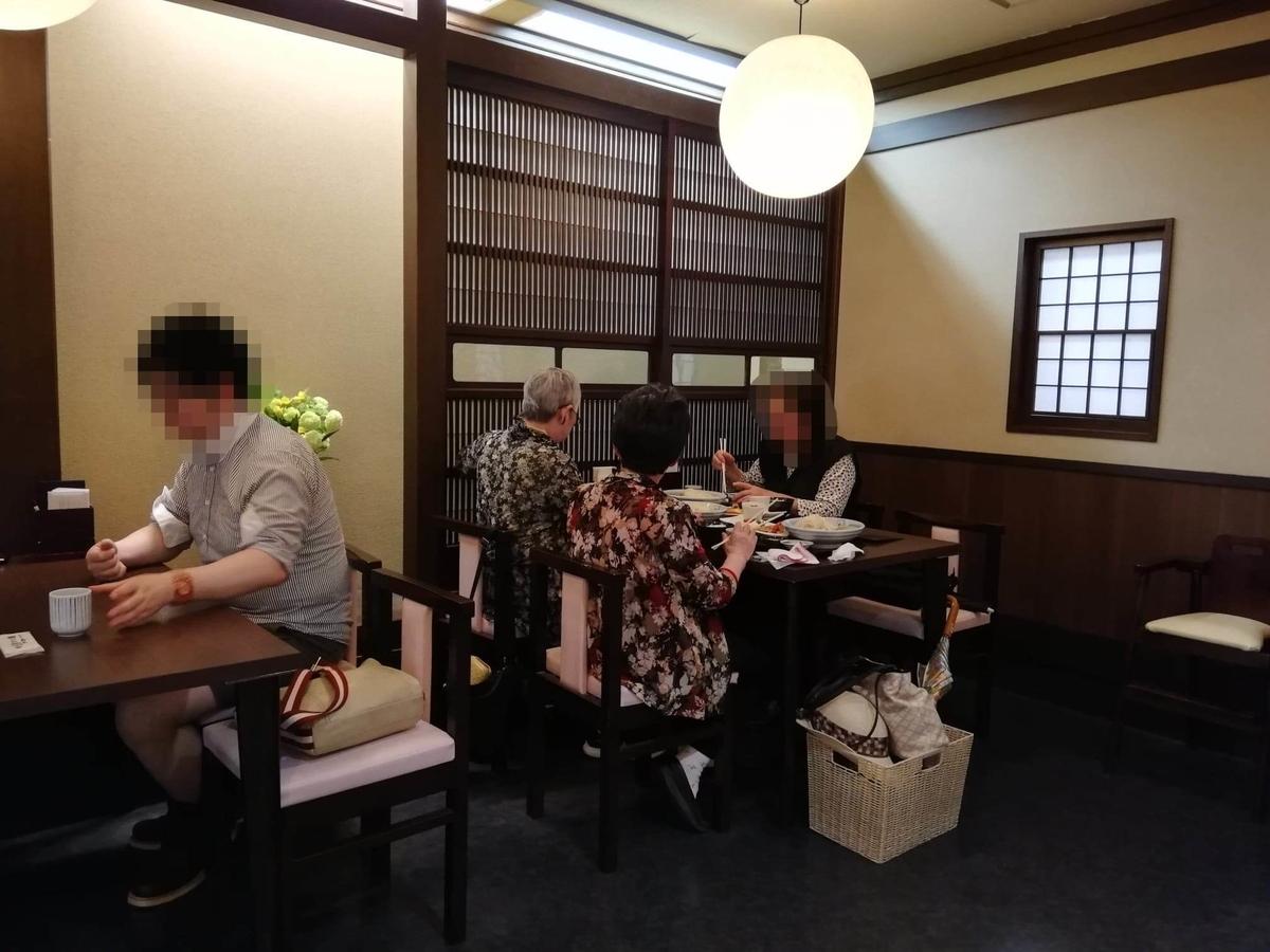 稲庭うどん『佐藤養助』秋田店の店内写真④