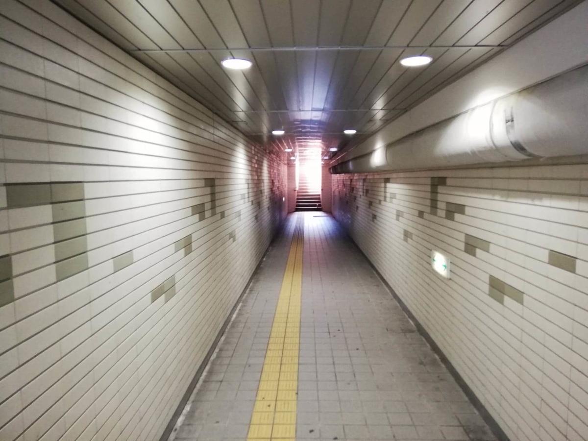 秋田駅から『秋田きりたんぽ屋大町分店』への行き方写真(15)