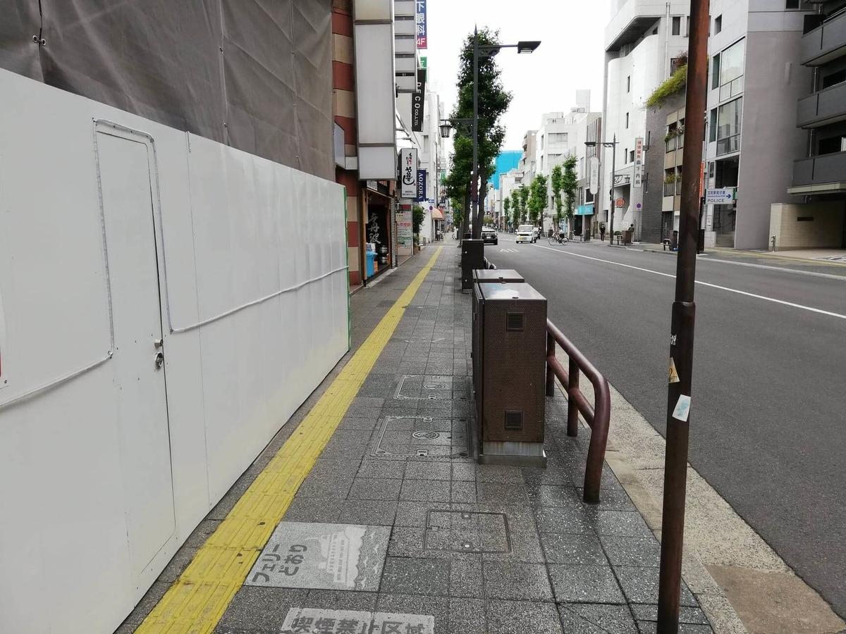 瓦町駅から香川県高松市『骨付鳥一鶴』への行き方写真⑦