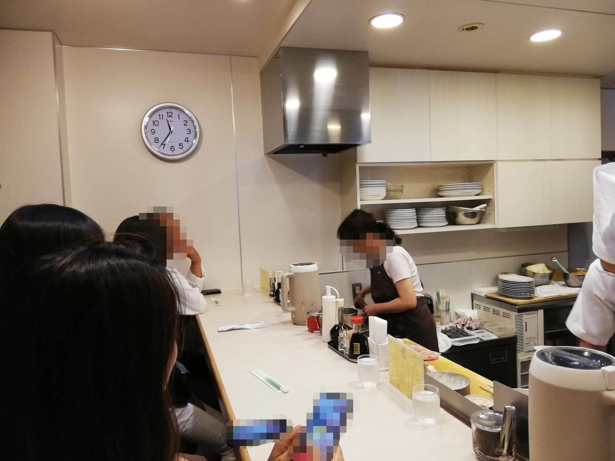 香川県高松市『洋食おなじみ』の店内写真①