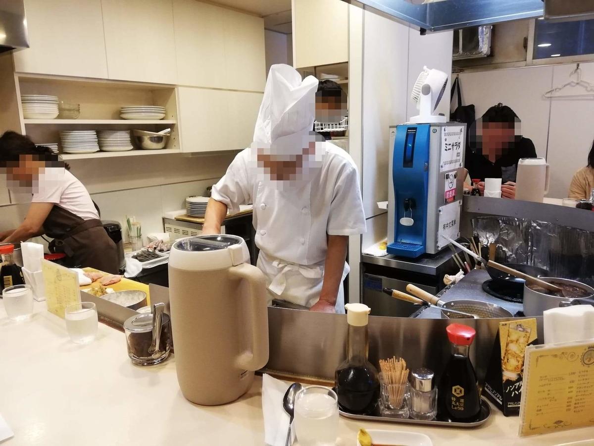 香川県高松市『洋食おなじみ』の店内写真②