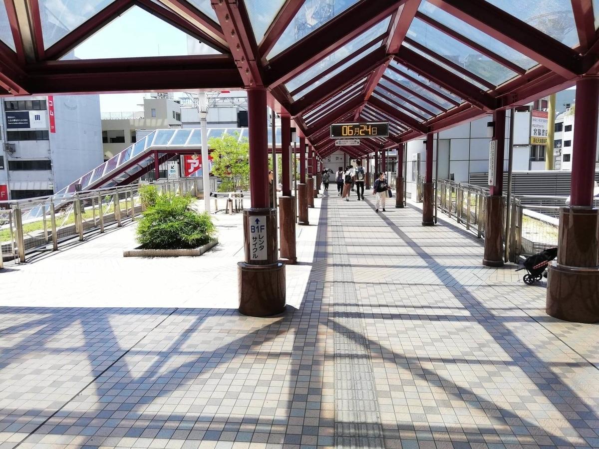 瓦町駅から香川県高松市『三びきの子ぶた』への行き方写真④