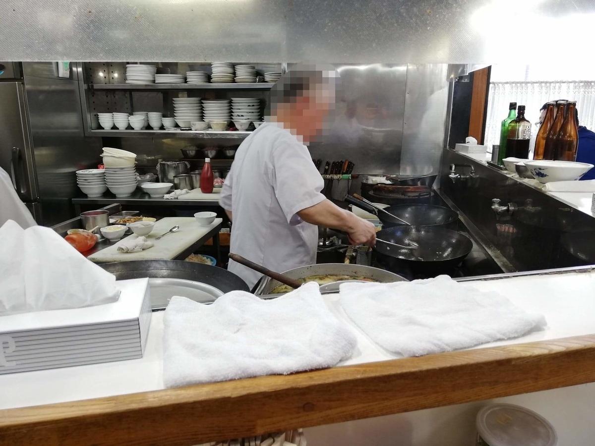 大宮(さいたま新都心)『上海楼』の店内写真①