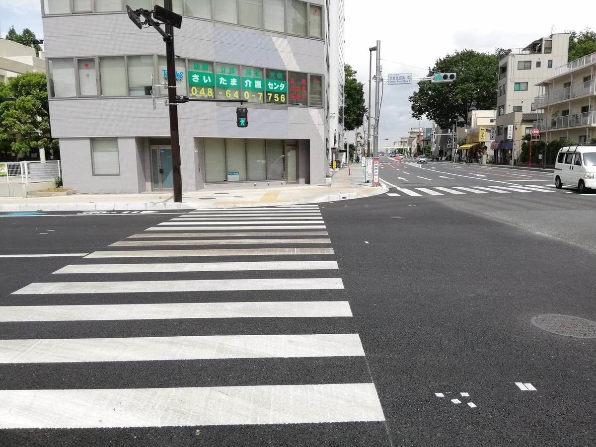 大宮駅から『駕籠休み(かごやすみ)』までの行き方写真(13)