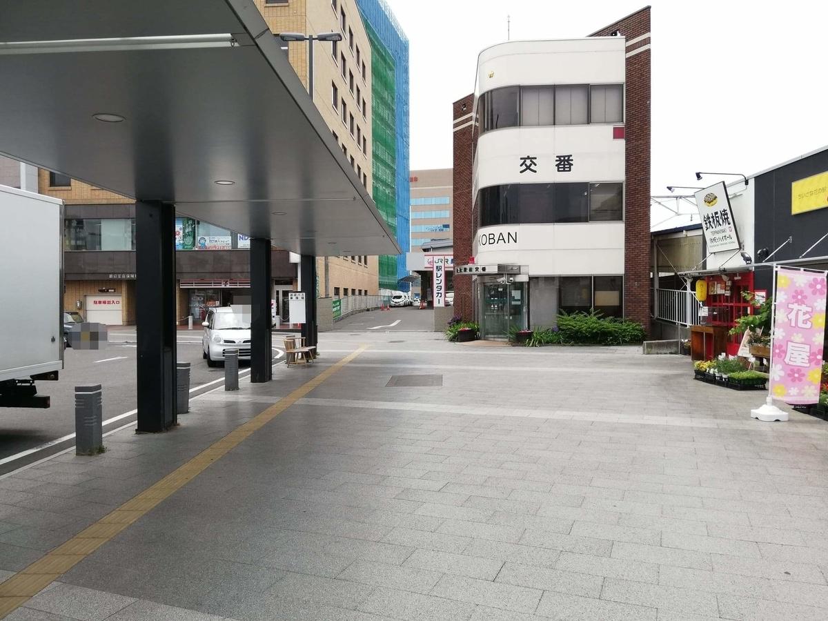 松本駅から『松本つなぐ横丁』への行き方写真③