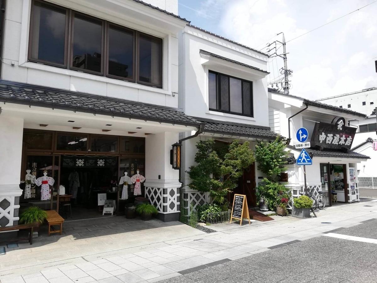 長野県松本市中町通りの景観写真④