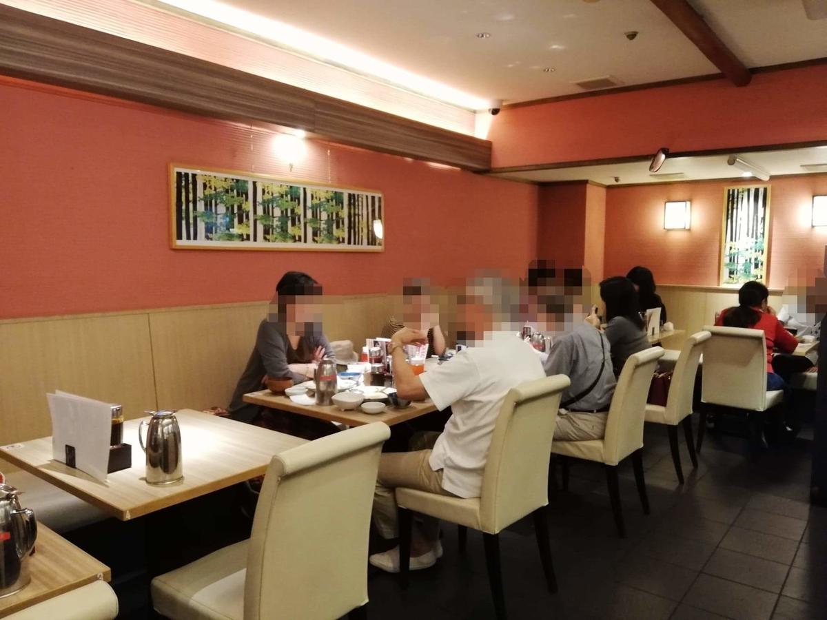 高田馬場『とん久』の店内写真②