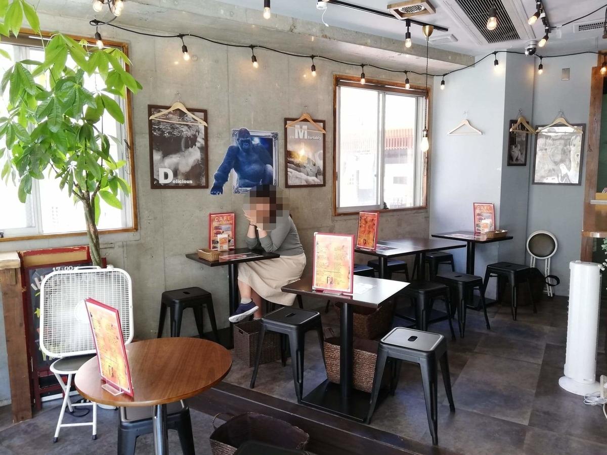 三軒茶屋『CAFE HOME MADE(カフェホームメイド)』の店内写真②