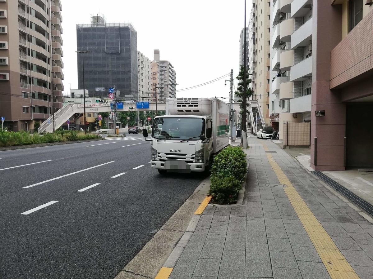 北千住駅から『市場食堂さかなや』への行き方写真(10)