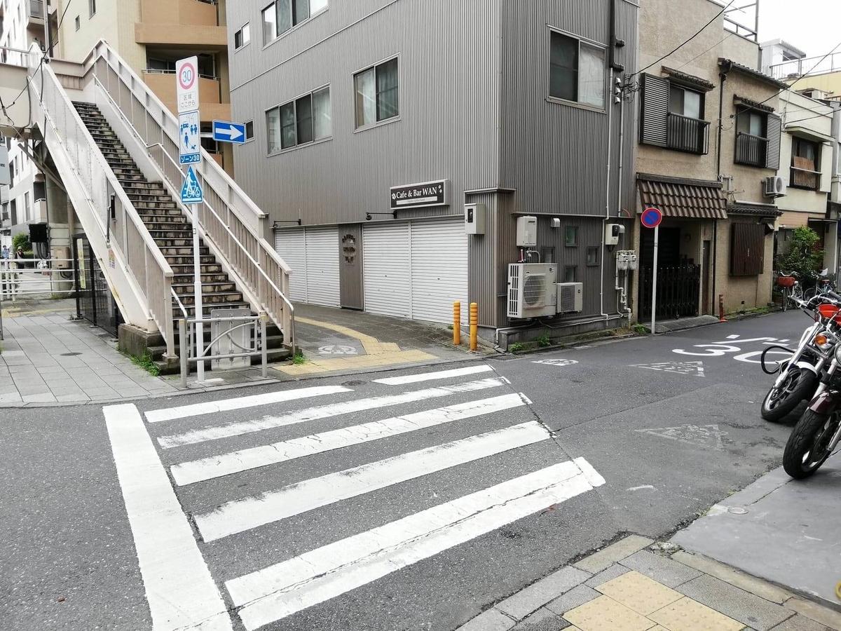 北千住駅から『市場食堂さかなや』への行き方写真(12)