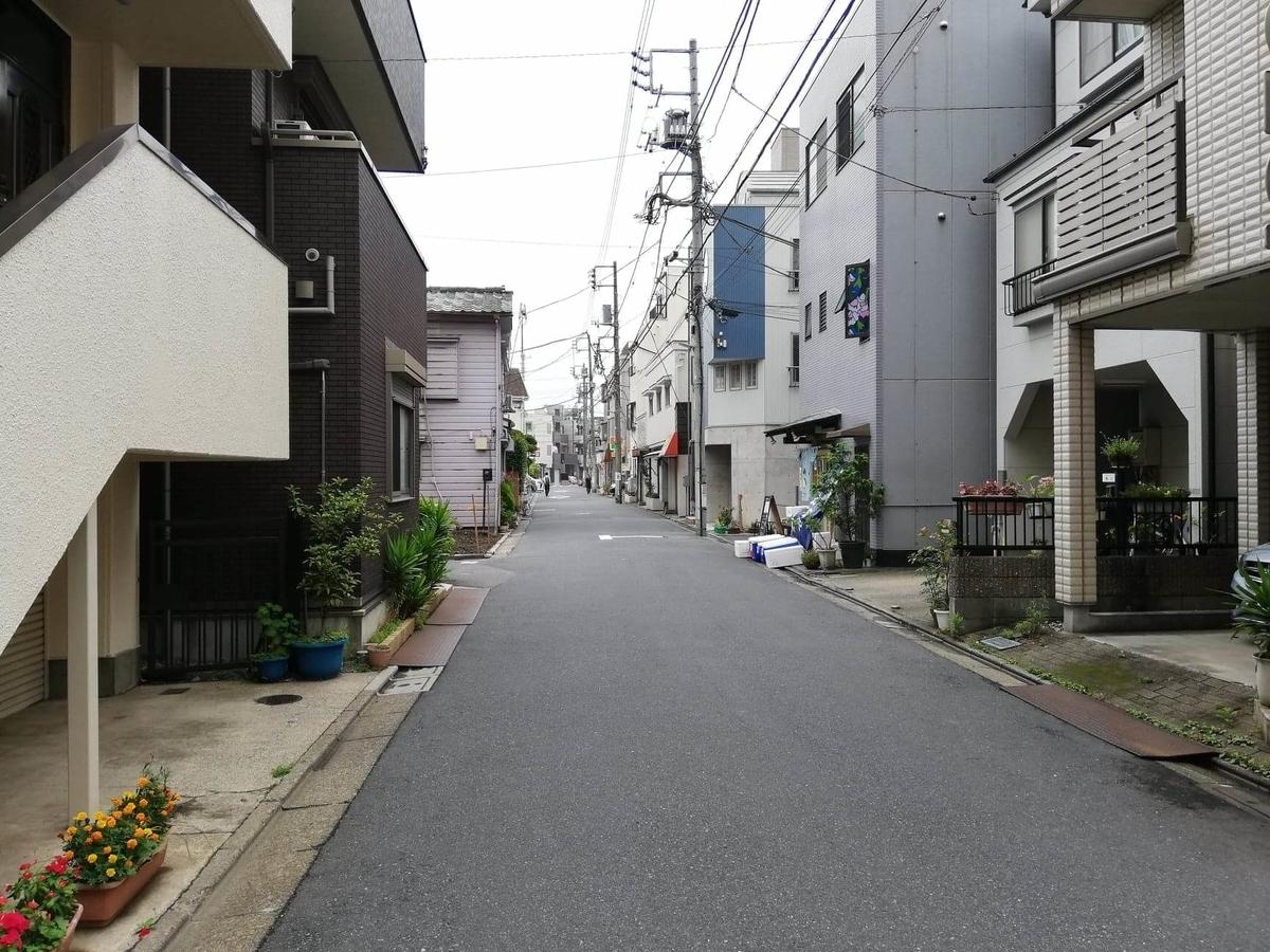 北千住駅から『市場食堂さかなや』への行き方写真(14)
