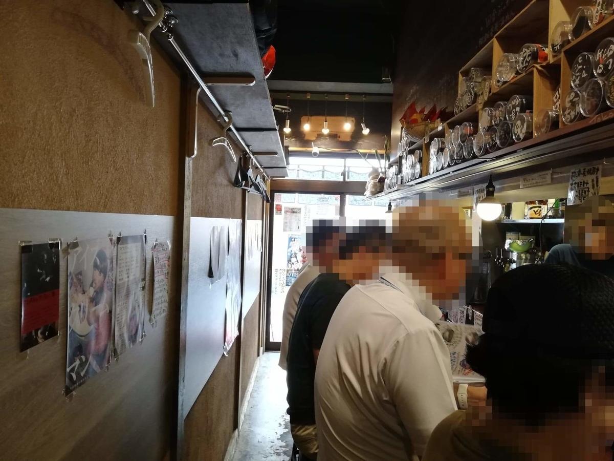 東中野『阿波や壱兆』の店内写真①