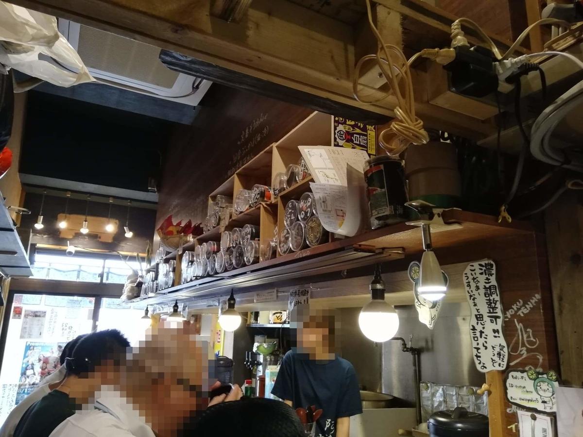 東中野『阿波や壱兆』の店内写真②