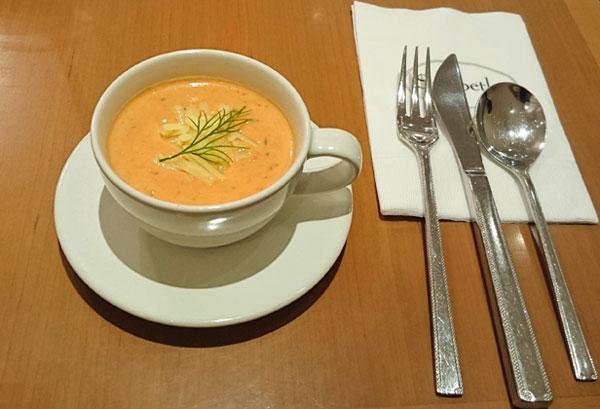 ベルベッティークリーム トマトスープ