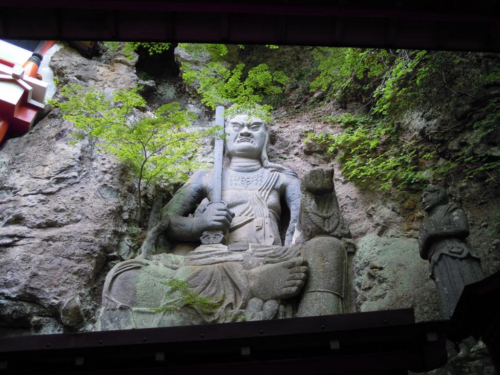 小豆島霊場18番札所・石門洞