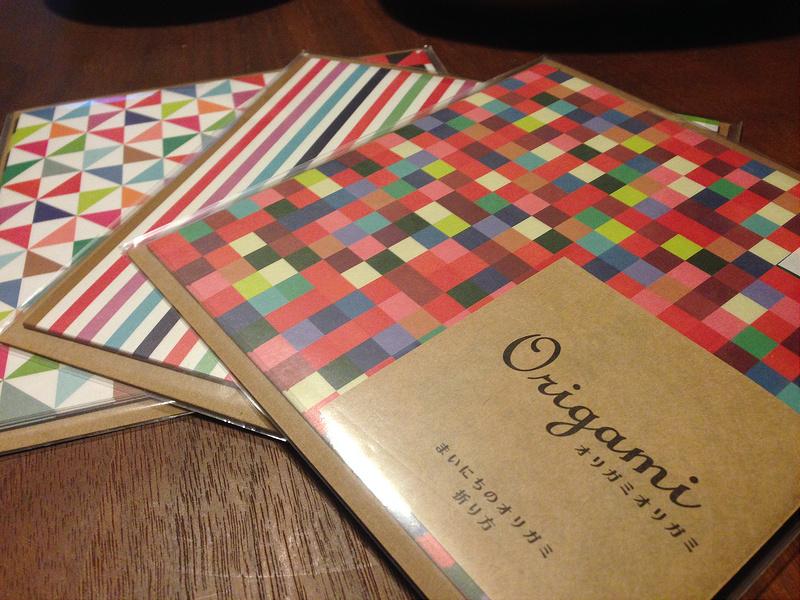 オリガミオリガミの折り紙
